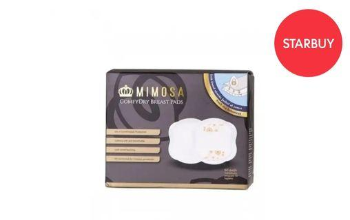🚚 Mimosa Comfydry Breast Pads