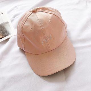 🚚 繡字鴨舌帽