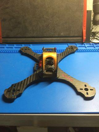 5 Inch Katak / TRP Racing Quad Frame Including 3D Printed Fpv Camera Protector / Spare Parts