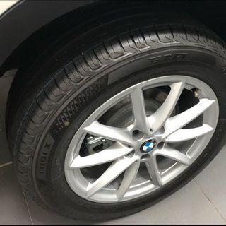 Over 50% Discount! New Bridgestone T001 (RFT) 225/55/17 RunFlatTyre