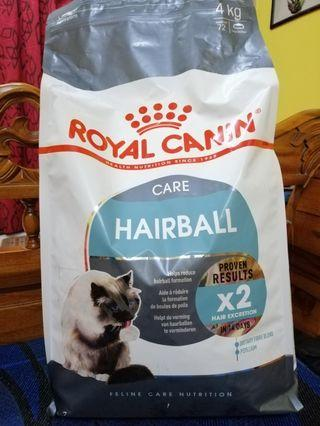 Royal Canin Hair Ball 4kg (No Pork)