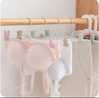🚚 Anti-skid Clip Hanger