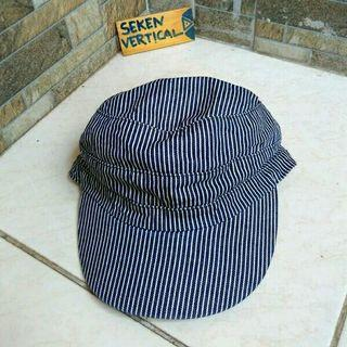 hickory rail enginer hat