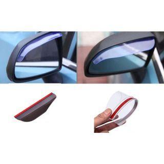 [NEW] Car rearview mirror rain cover 1pcs/ Car Rearview Mirror Rain Water Eyebrow Cover Side Shield
