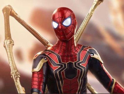 Iron spider可取單