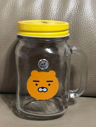 Kakao 玻璃瓶(九成新)