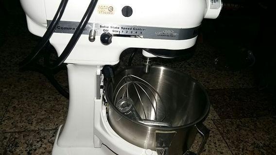 KitchenAid攪拌機