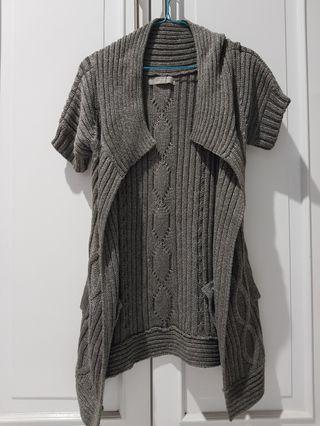 Zara - Short sleeve cardigan