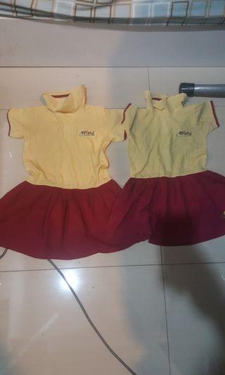 Krista uniform