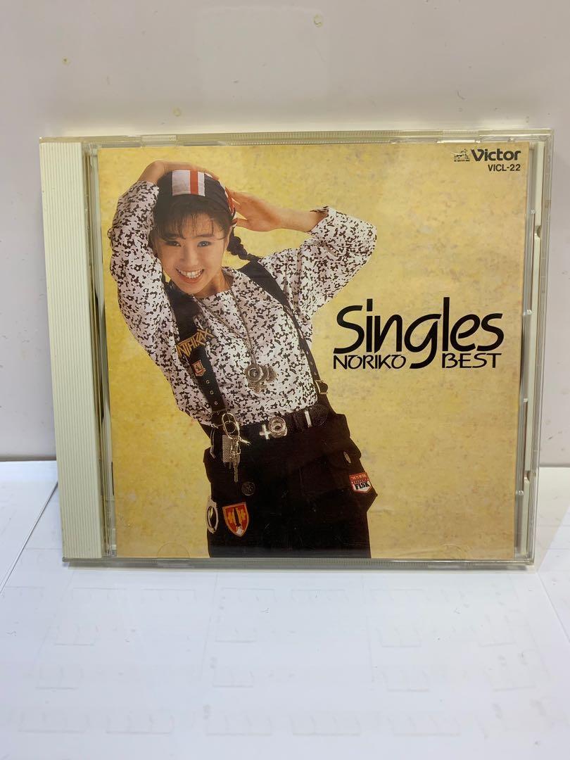 酒井法子 Single Best 1