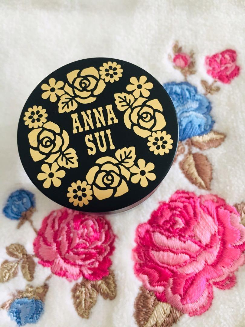Anna Sui powder R200 powder (0.3 g tube )visage radiance 2019