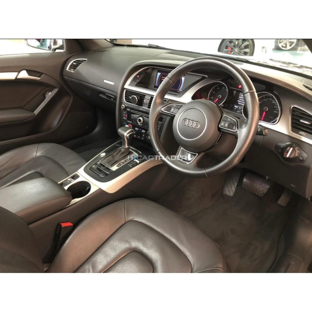 AUDI A5 1.8T CAB 2013