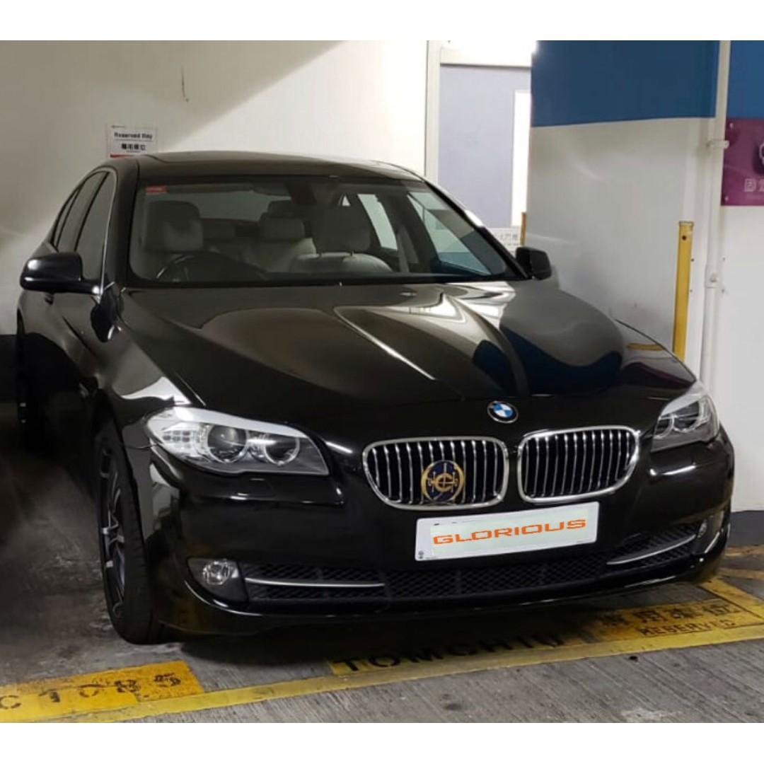 BMW 520IA Saloon Executive Efficientdynamics 2013