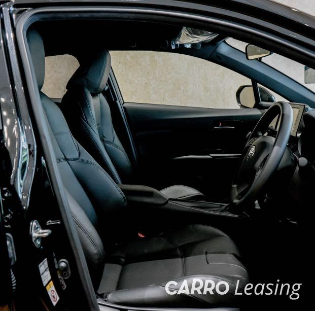 Brand New (TOYOTA C-HR HYBRID) with 0% Downpayment