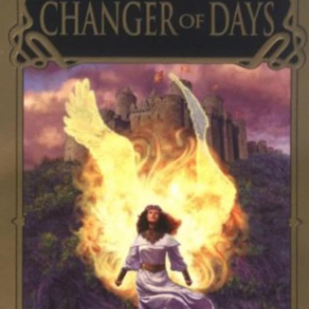 Changer of Days: The second book in the Anghara Kir Hama series - A novel by Alma Alexander