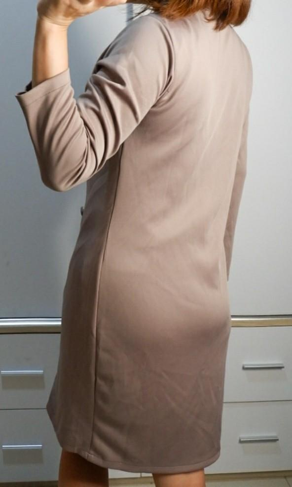 Coat dress - long outer