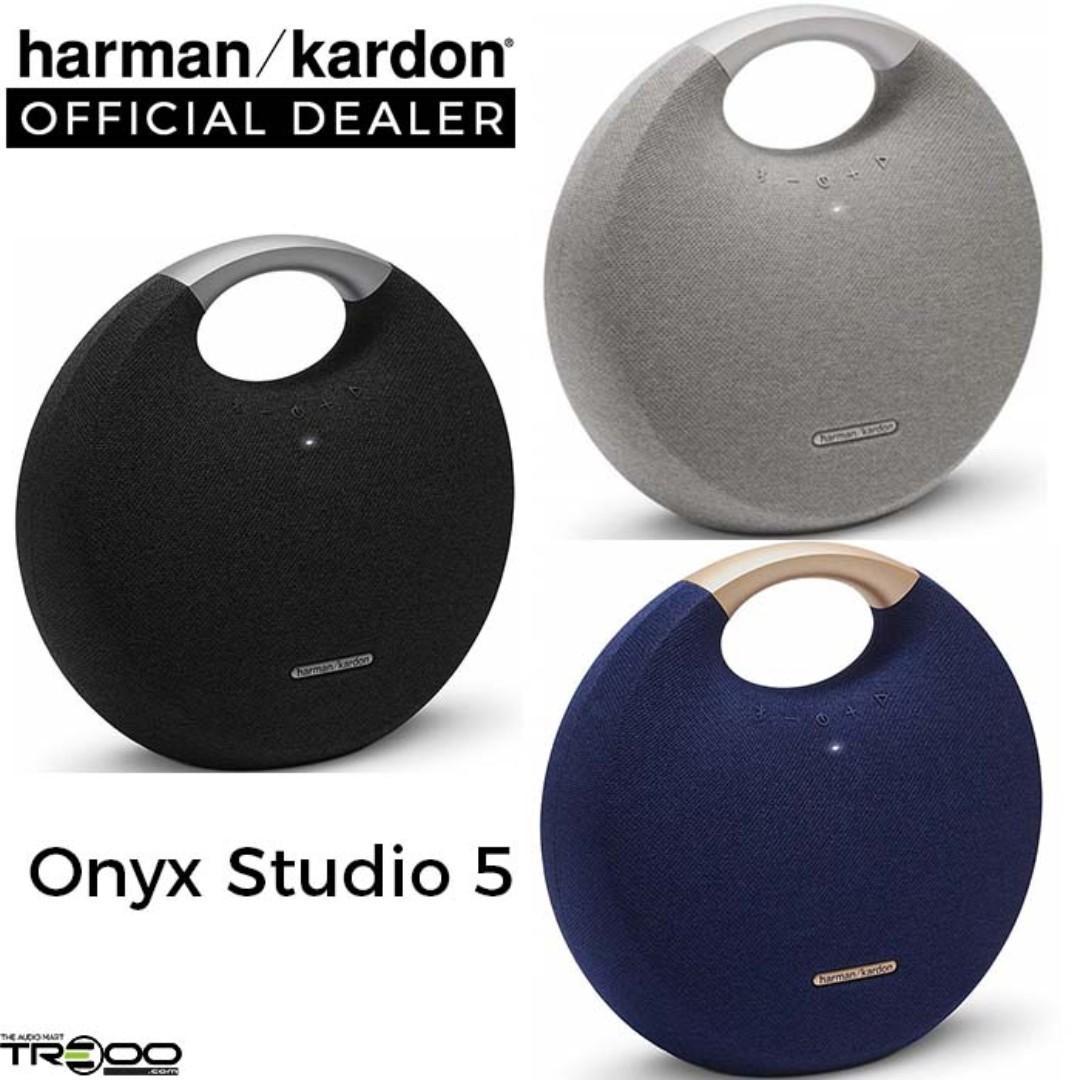 Harman Kardon Onyx Studio 5 Wireless Bluetooth Portable