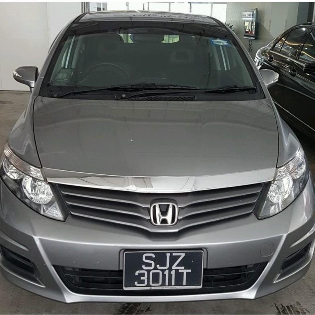 Honda Shuttle, Fit for short term rental/ long term leasing