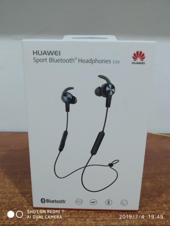 Huawei Sport Bluetooth Headphones Headset Lite AM61 on Carousell
