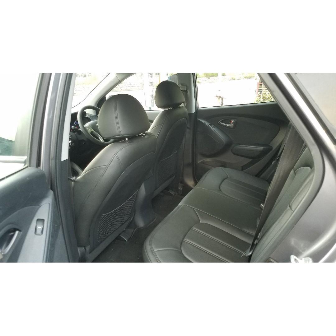 2011 現代 TUCSON 2.0 自動波 SUV
