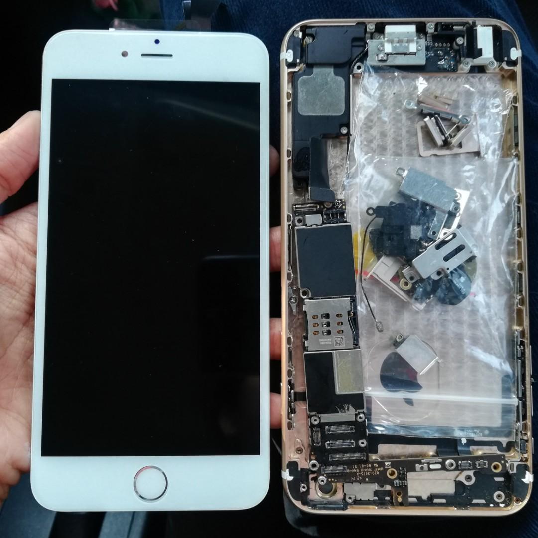 big sale b8c4b 8bf06 Iphone 6 Plus Faulty Motherboard on Carousell