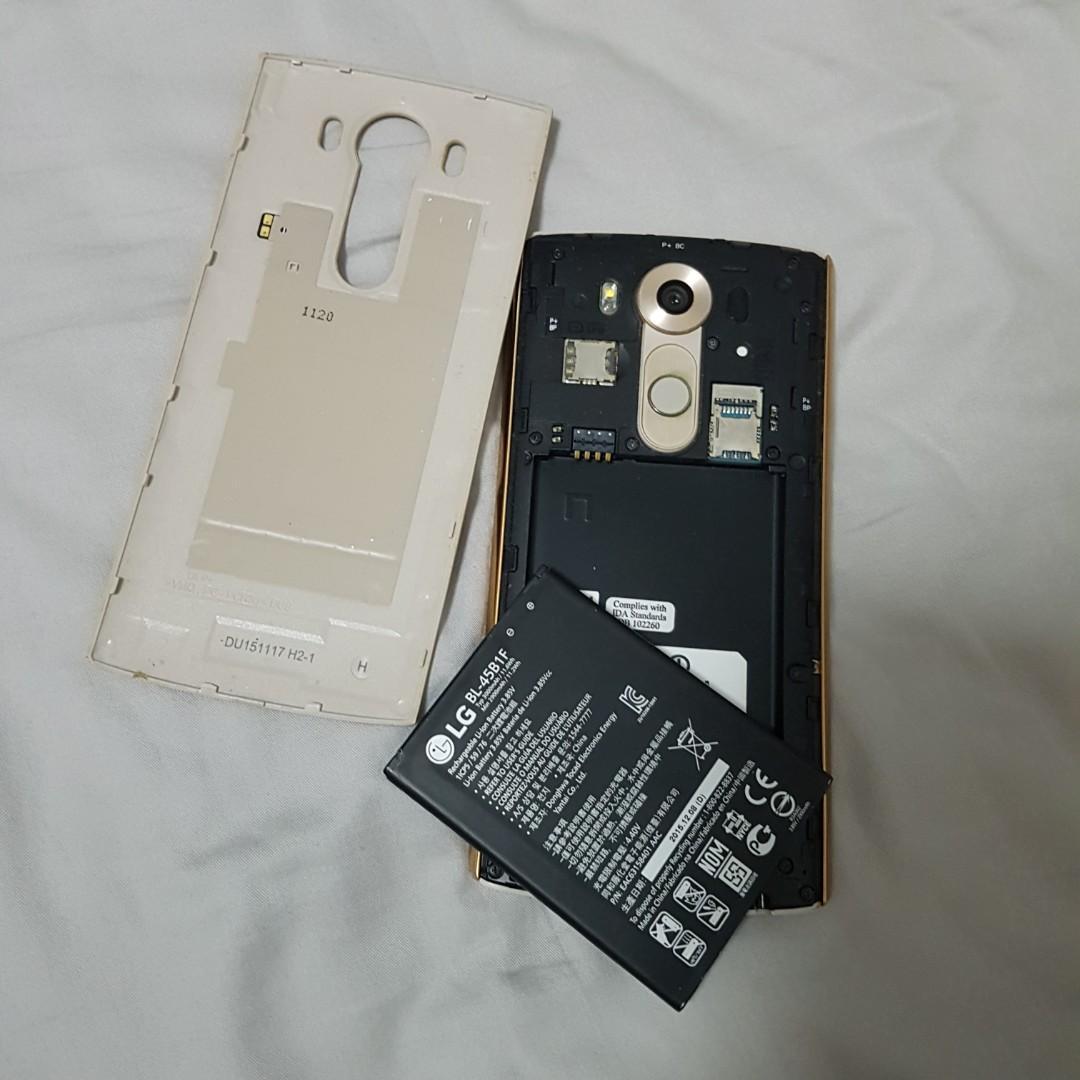 LG V10 used