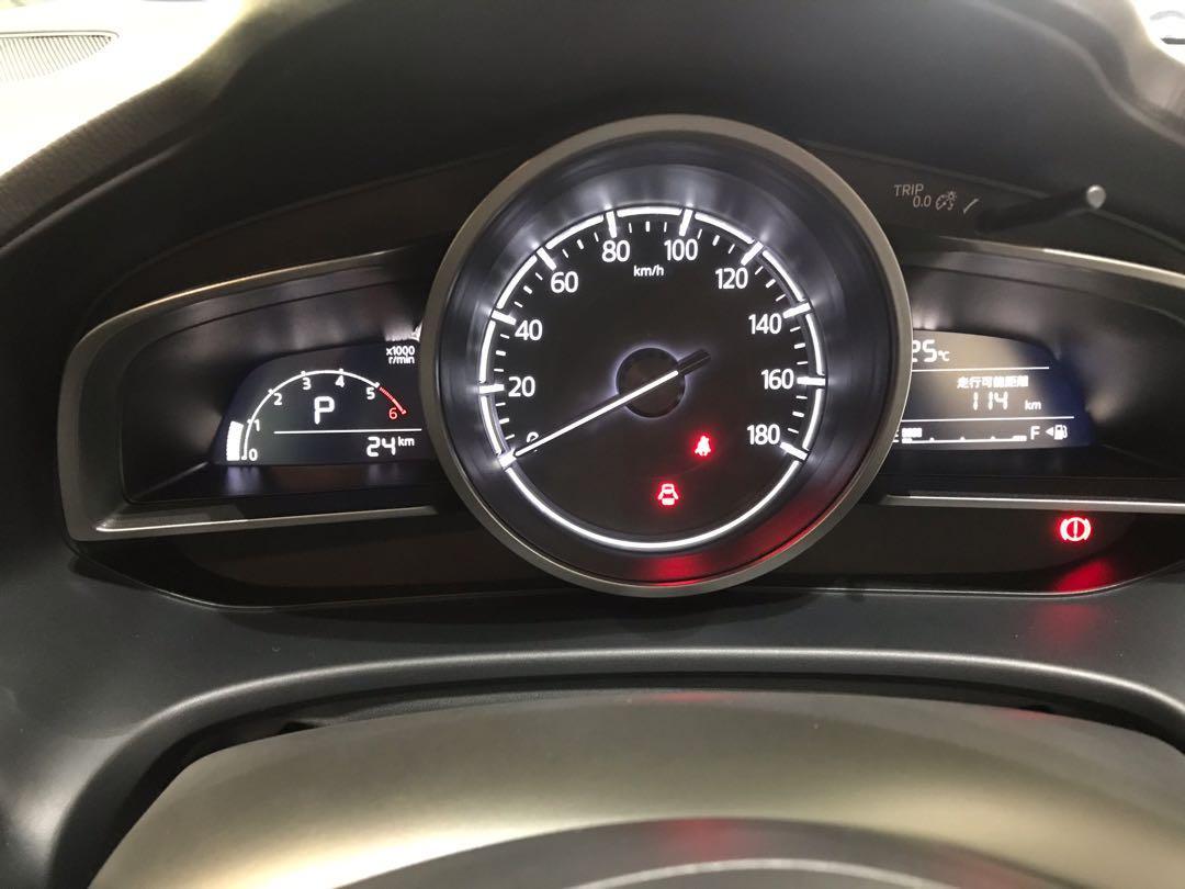 Mazda Axela 1.5A Diesel.
