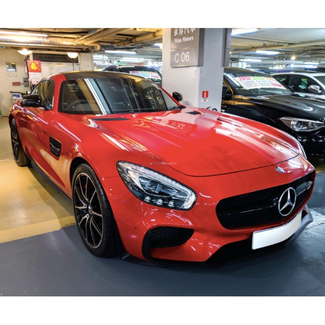MERCEDES-BENZ AMG GTS EDITION 1