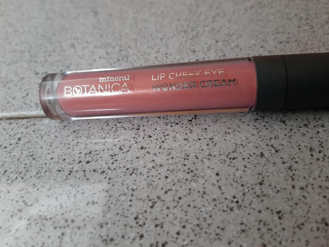 Mineral botanica lip cheek eye wunder cream 203 mensa