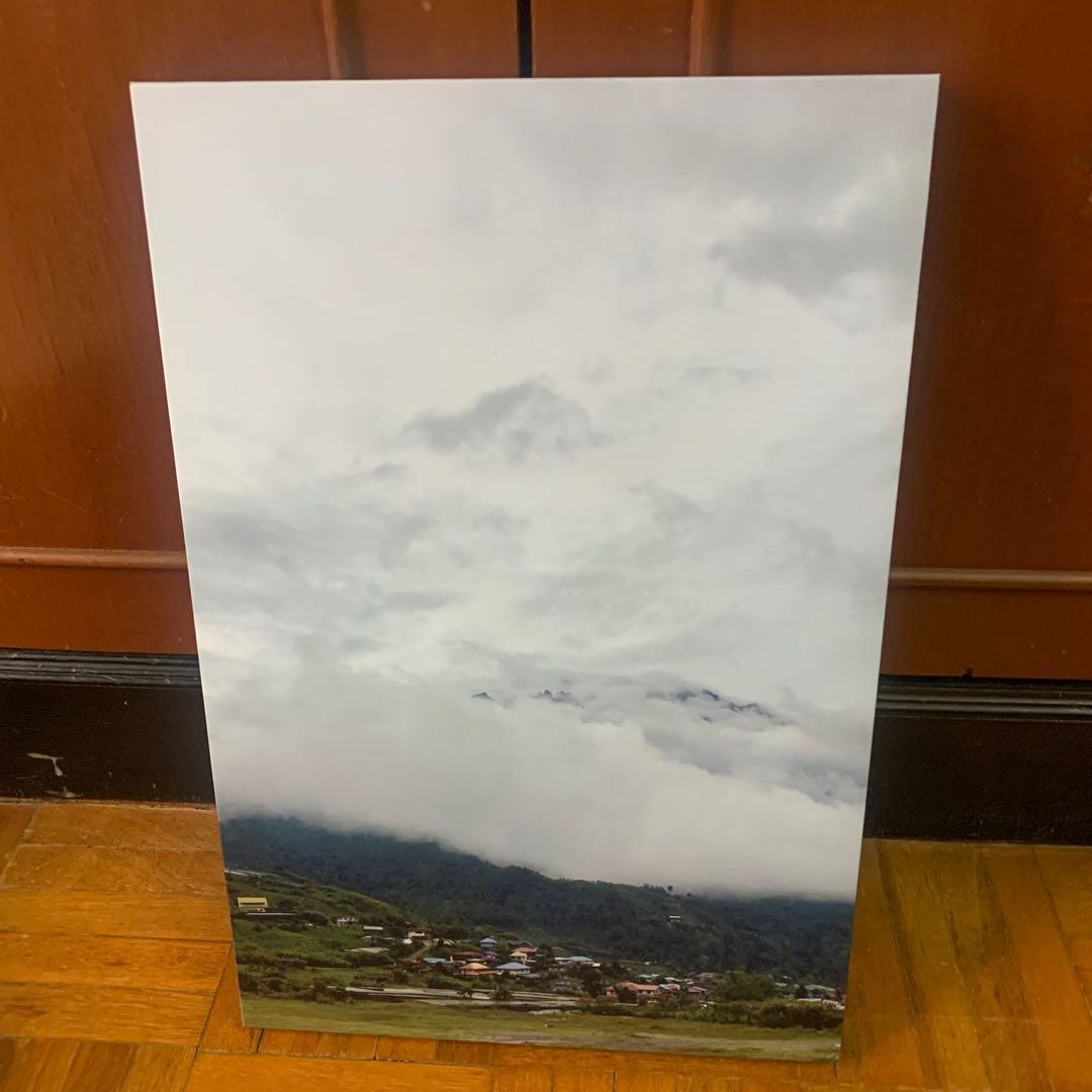 Photo of Mount Kinabalu