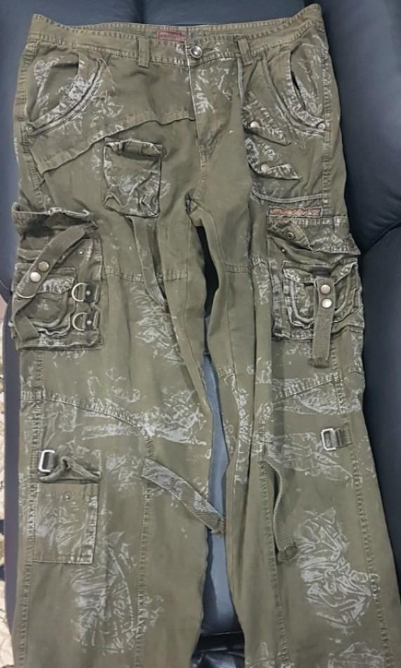 *PRICE DROP * *NEW* Men's Camouflage Pants 100% Cotton