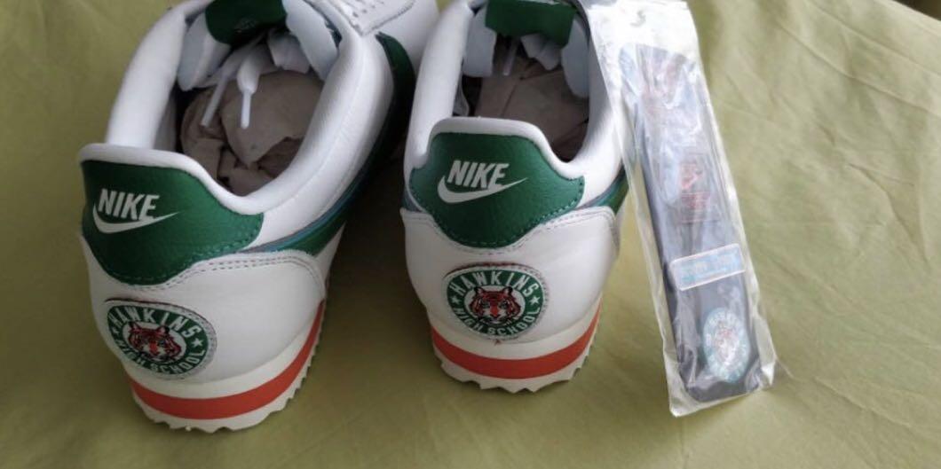 low priced 51442 1e367 Nike Cortez x Stranger things US 6.5, Men's Fashion ...