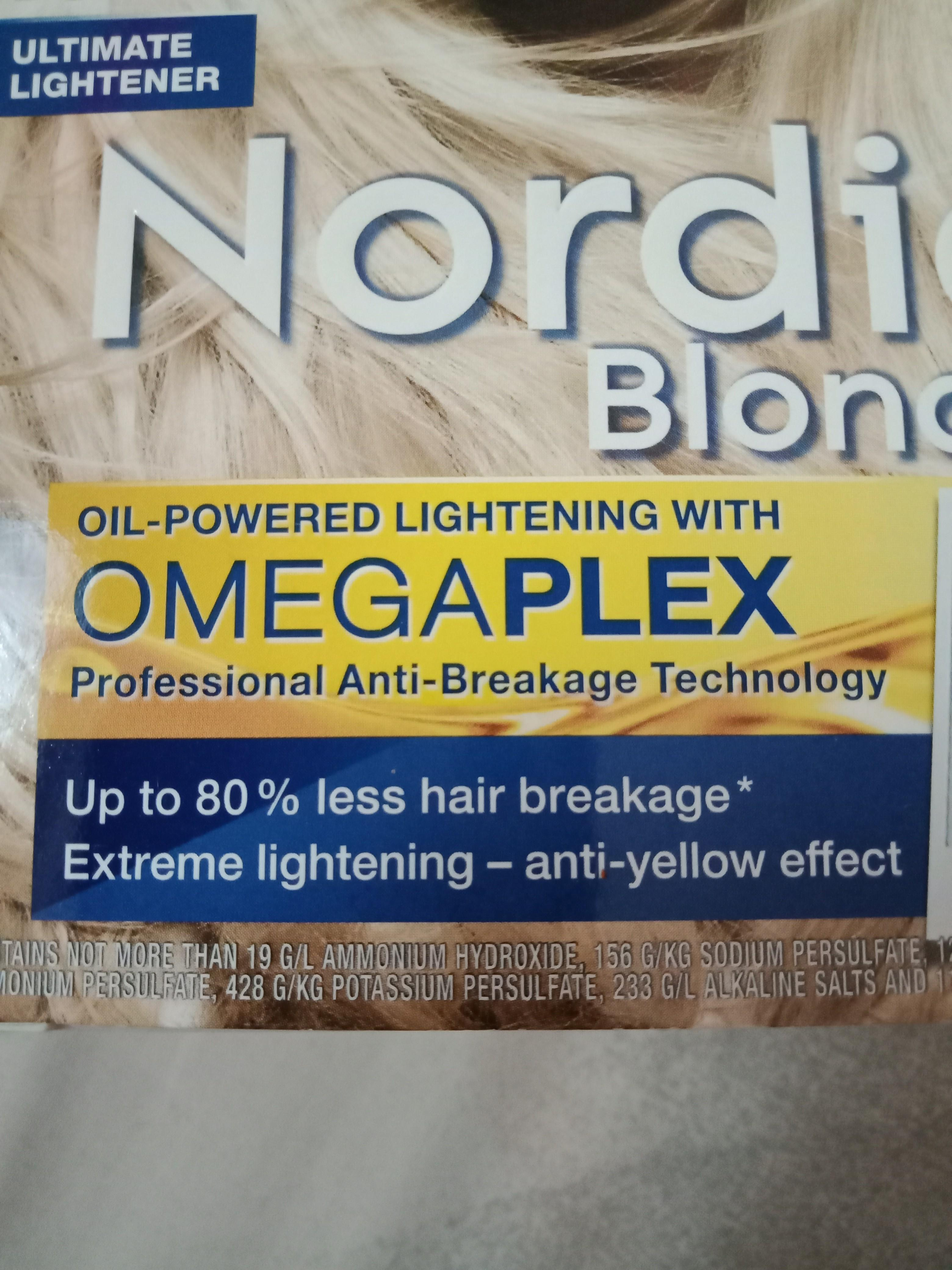 Nordic - Blonde hair dye // up to 9 levels of lift ($14 for 2 or $7 each)