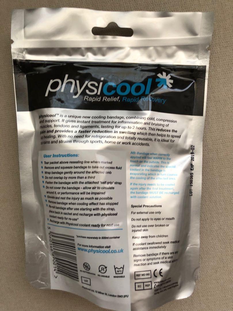 Physicool Cooling Bandage