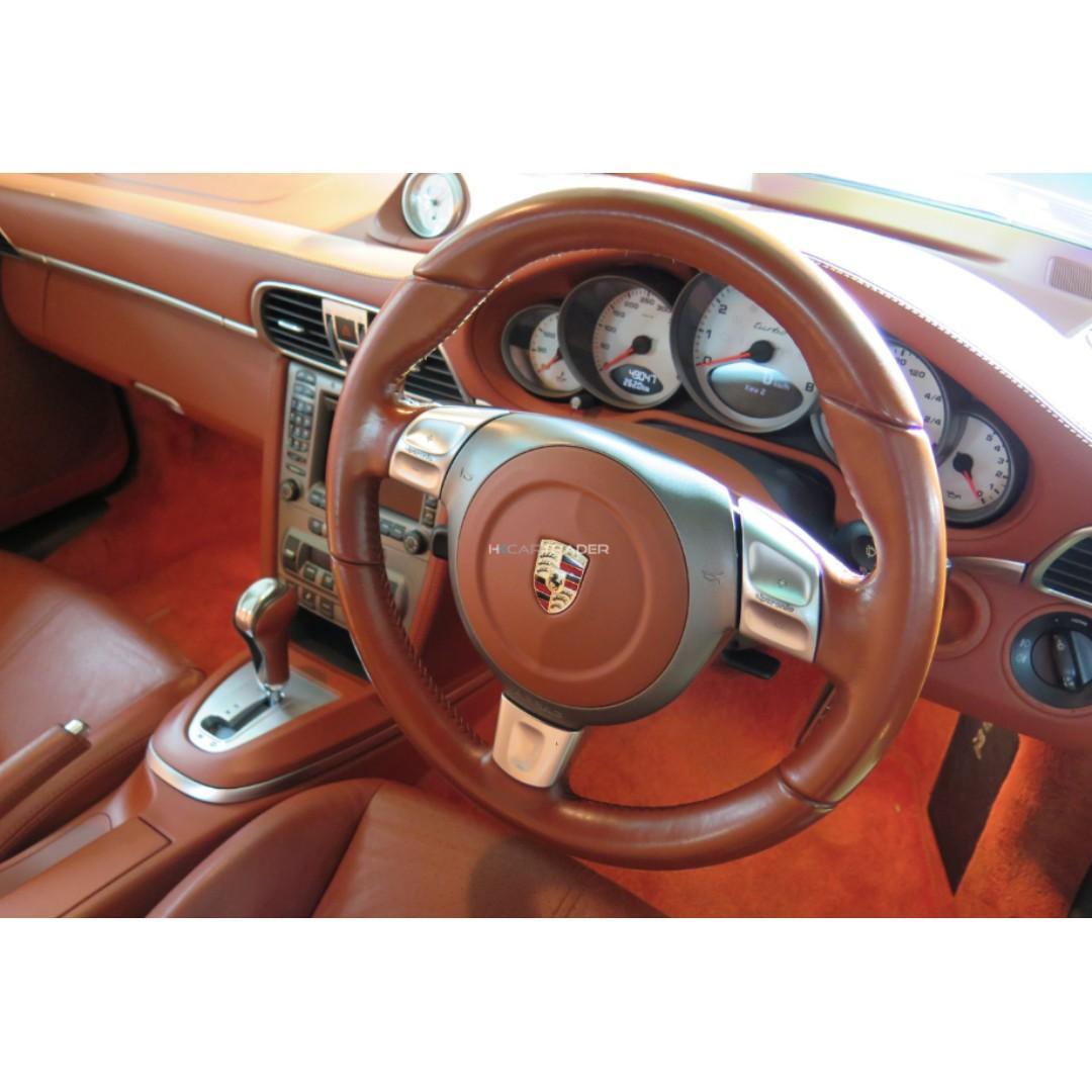 PORSCHE 911 TURBO 2006