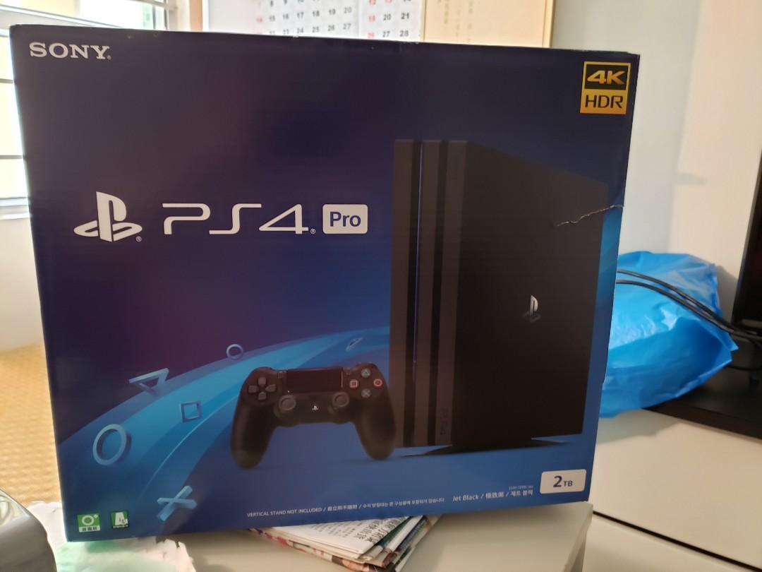 PS4  2TB
