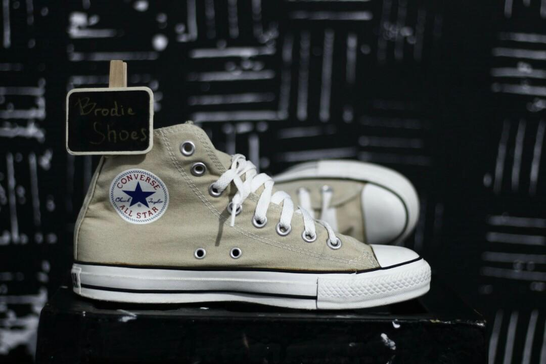converse all star beige taupe