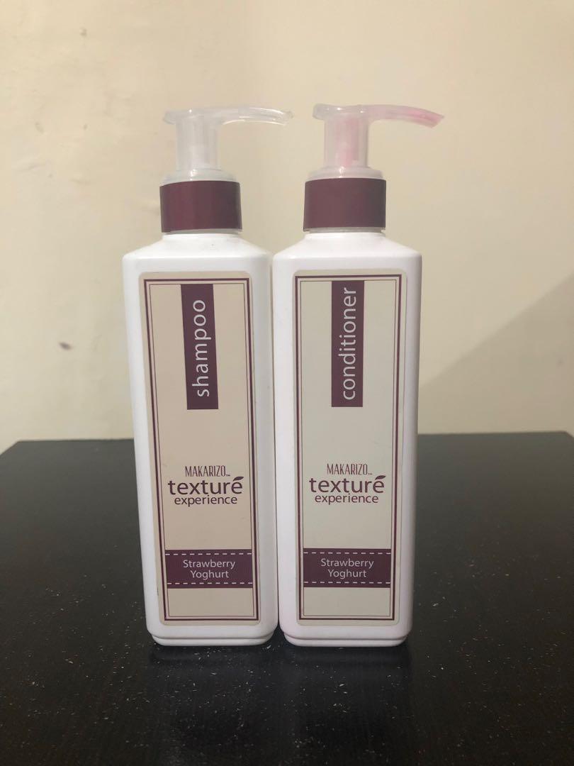 Shampoo & Conditioner Makarizo