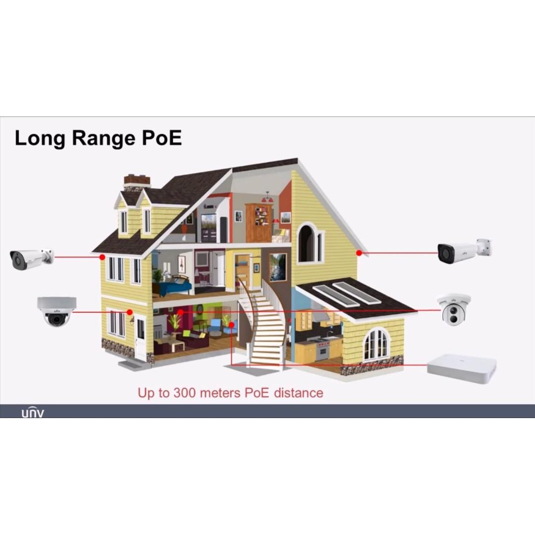 UNV Uniview IP Camera CCTV System, Electronics, Others on