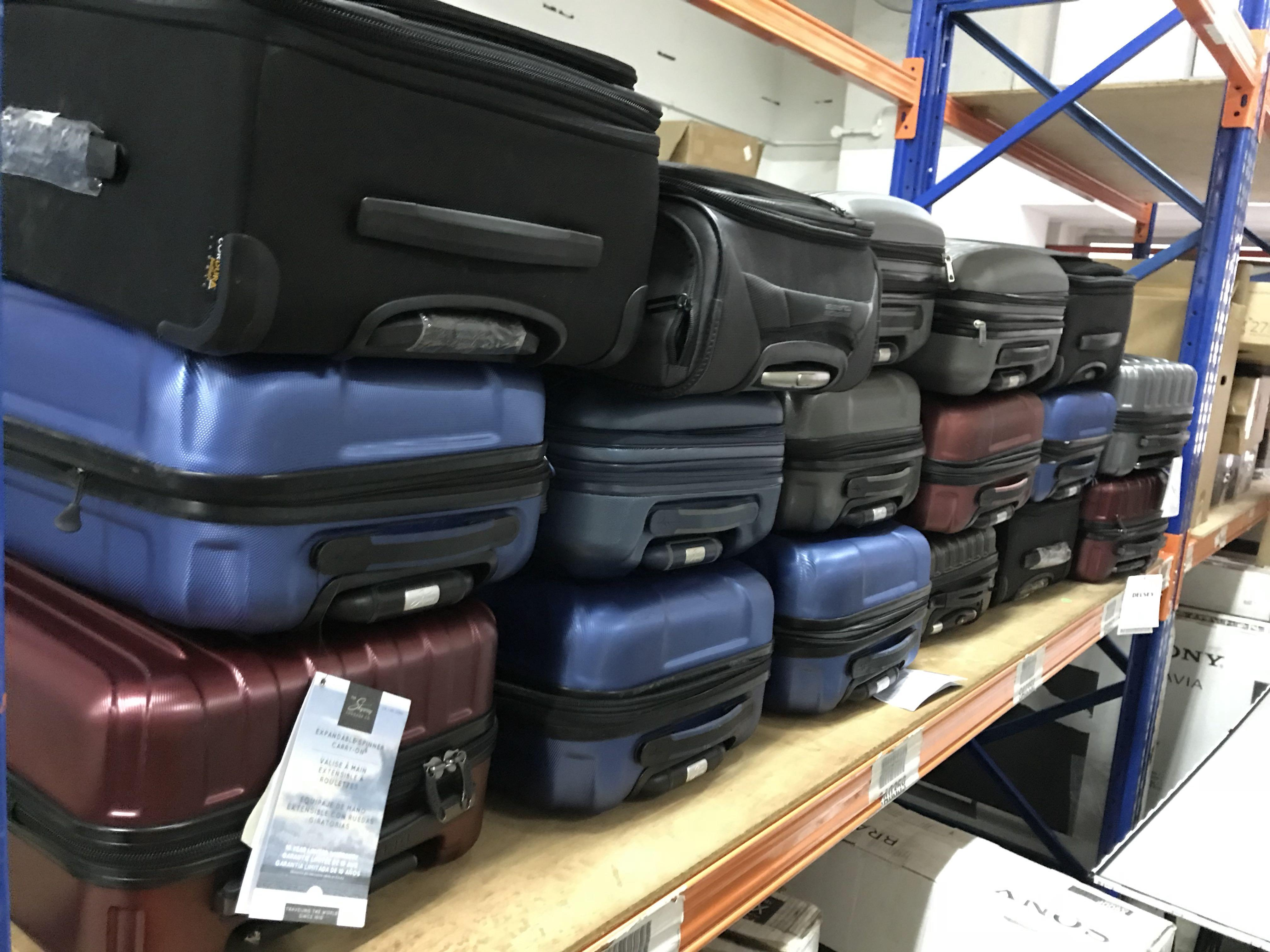 [Warehouse Clearance Only one month]Samsonite/American tourister/RICARDO/KIRKLANd/Skyway/ Travelers Famous Brand Suitcase Luggage 20''-22''