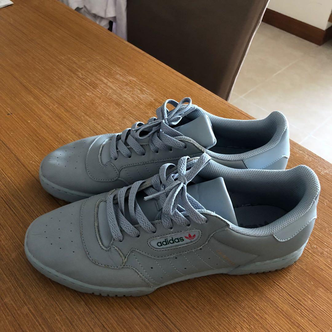 Yeezy Powerphase Calabasas Grey UK 10.5 US 11, Men's