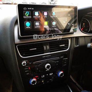 🚚 Audi Android Headunit