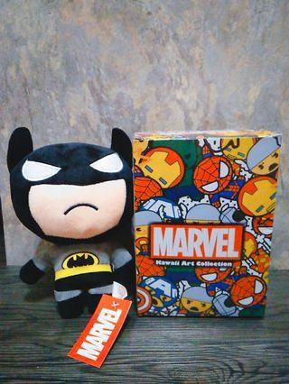 🚚 🌟現貨🌟23cm玩偶娃娃 復仇者聯盟 漫威系列 蝙蝠俠