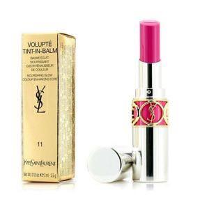 Yves Saint Laurent Volupte Tint In Balm - 11 Play Me Fuchsia 3.5g/0.12oz