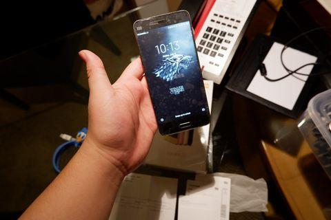 Xiaomi Mi5 GRS Indo 3/64gb fullset mulus