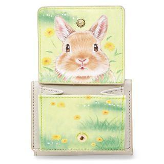 原野捉迷藏兔兔銀包