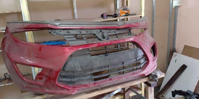 Front Bumper IRIZ