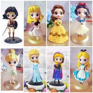 Princess Cake Topper Figurine #amplifyjuly35