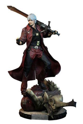 Devil May Cry 4 Action Figure 1/6 Dante (Deluxe ver)