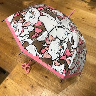 Chocoolate x Marie 透明遮雨傘